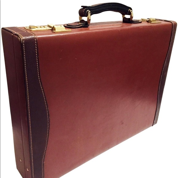 e1b6baf0a Mark cross vintage briefcase business bag. M_5ac2ab7733162714b2410435